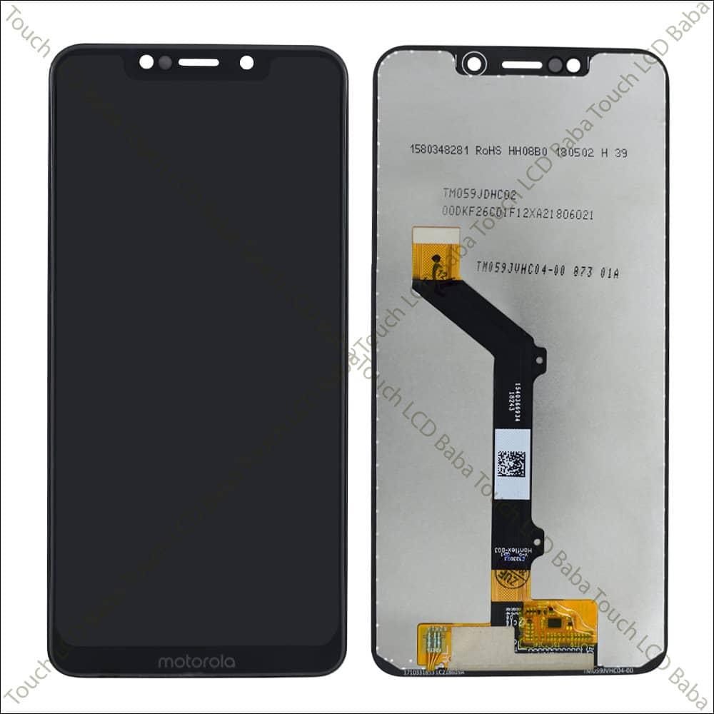 Motorola One Display Combo