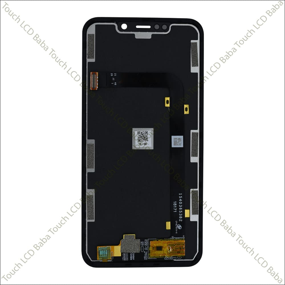 Motorola One Power Display Combo With Frame