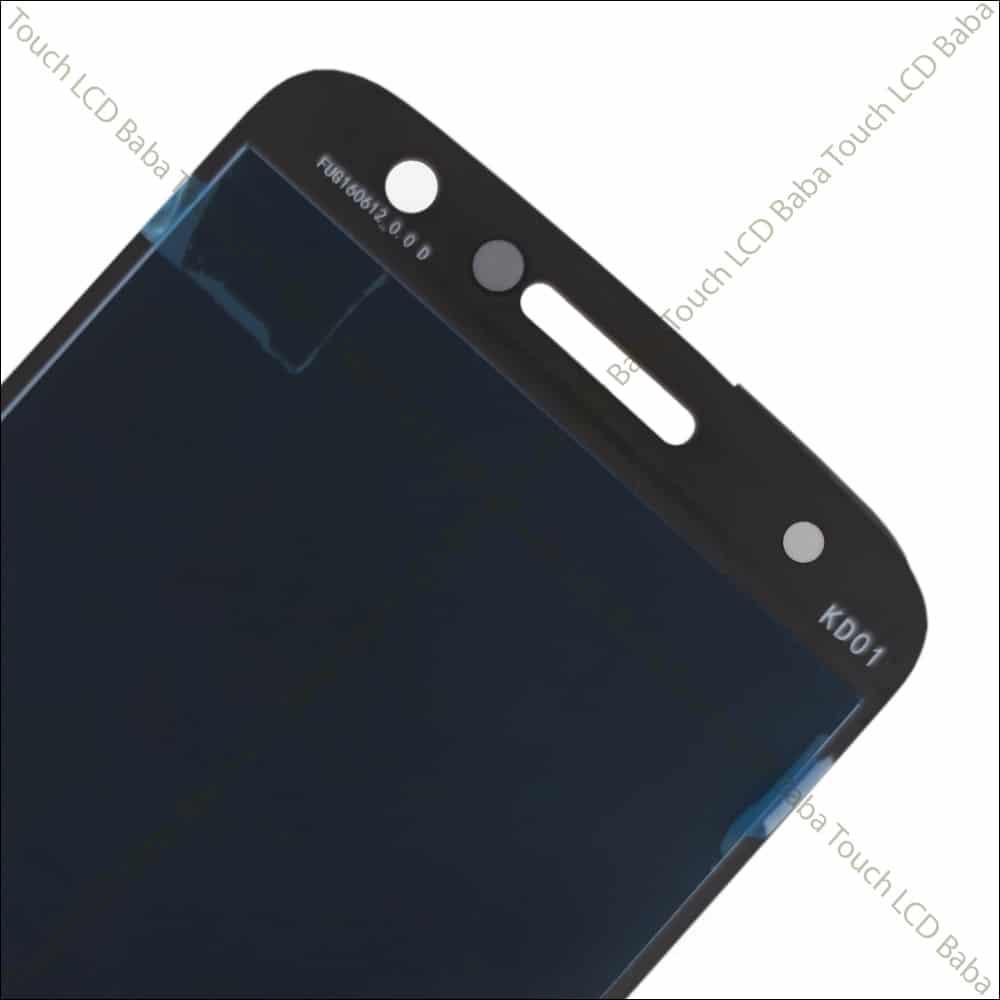 Motorola Moto Z Touch Screen Glass Damaged