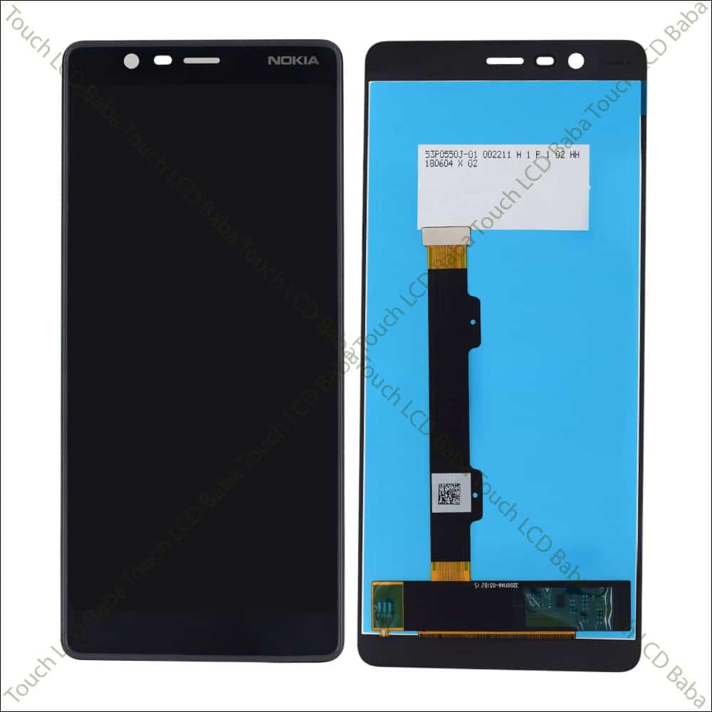 Nokia 5.1 Display Damaged