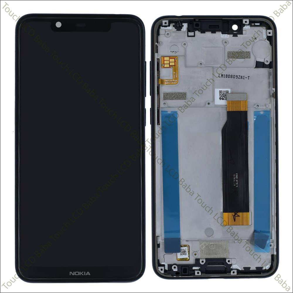 Nokia 5.1 Plus Screen Damaged