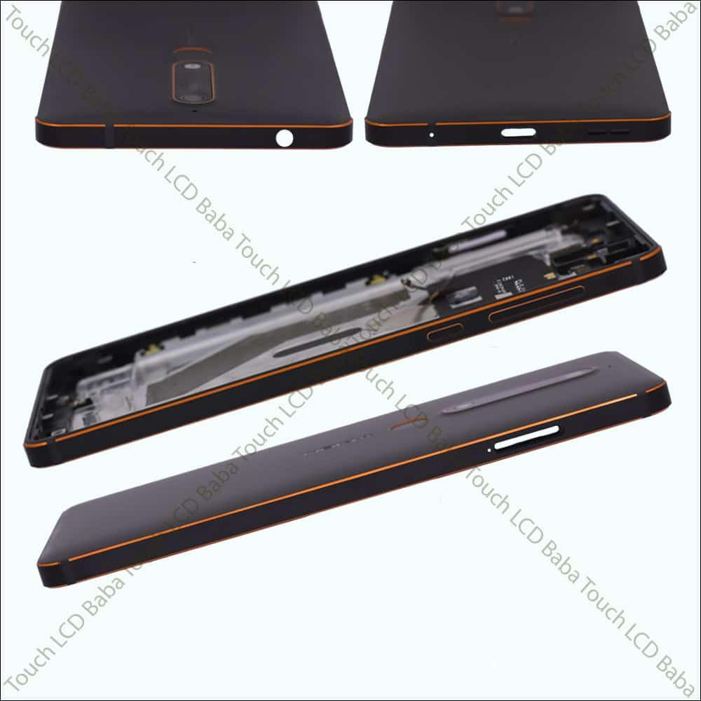 Nokia 6.1 Back Panel