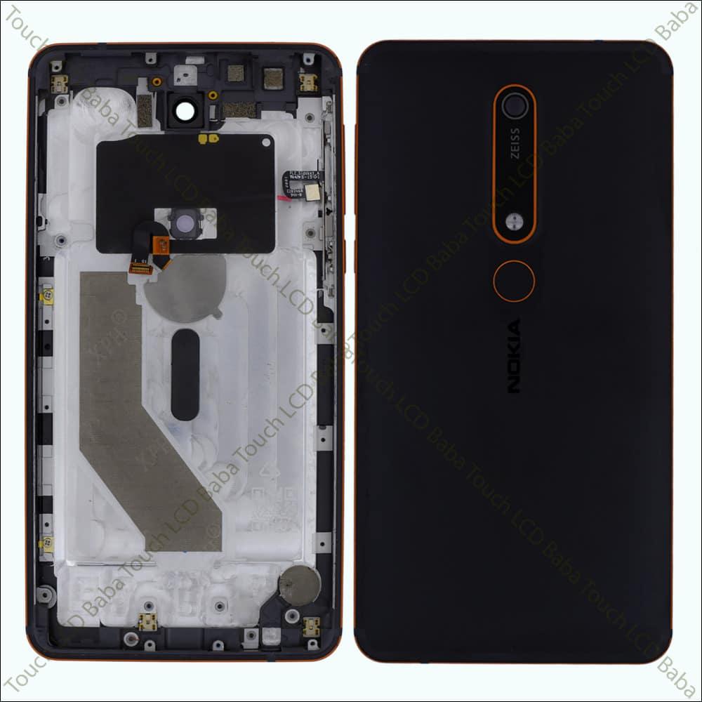 Nokia 6.1 Bezel