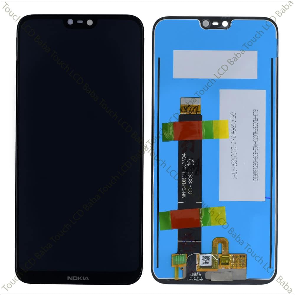 Nokia 6.1 Plus Display Replacement