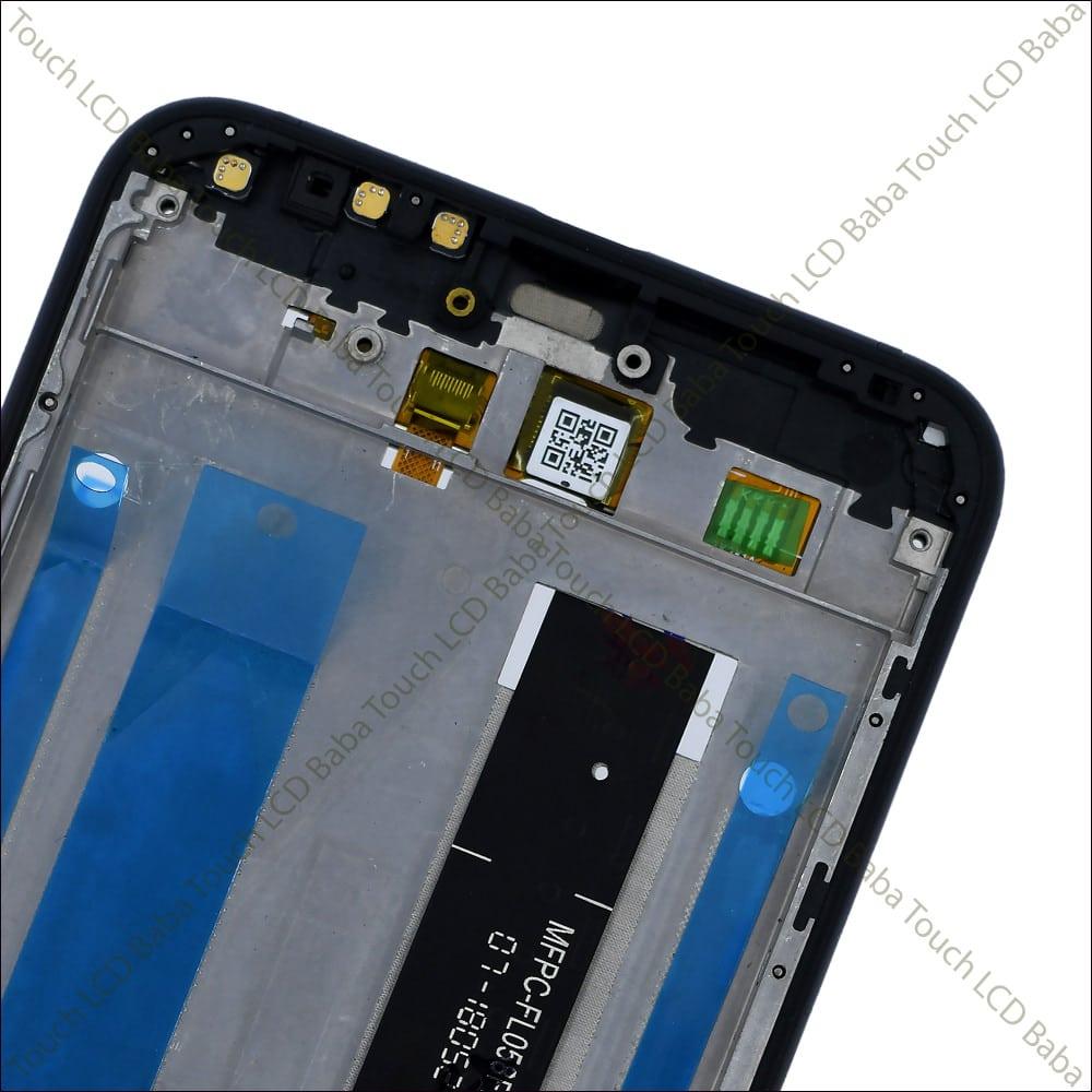 Nokia 6.1 Plus Screen Damaged