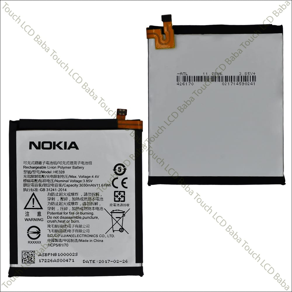Nokia 8 Original Battery