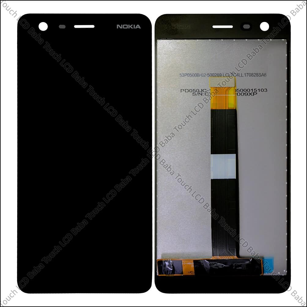 Nokia 2 Display and Touch Folder