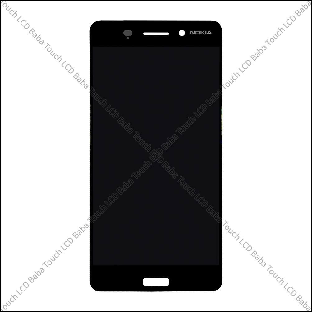 Nokia 6 Display and Touch Screem Glass