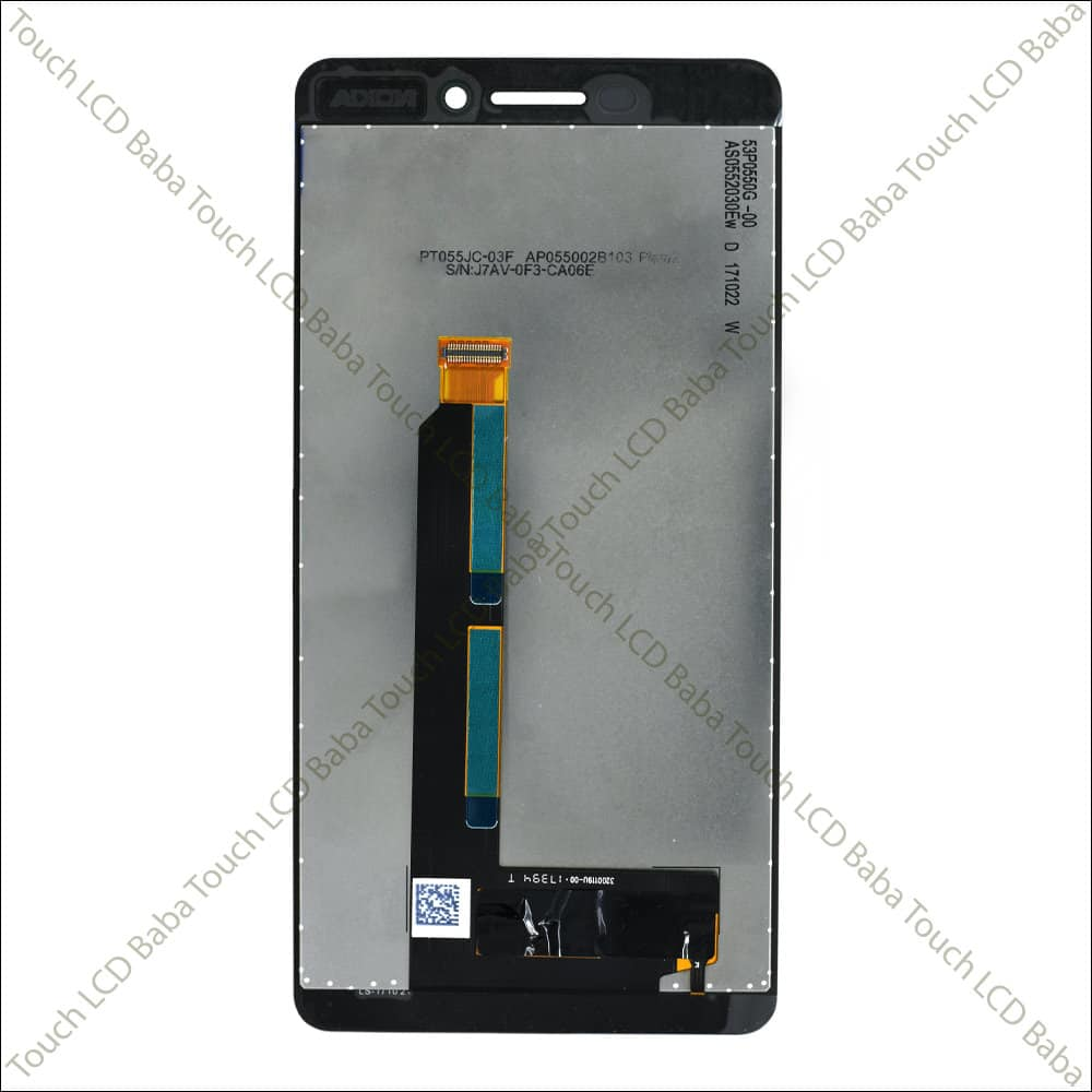 Nokia 6.1 Display and Touch Screen Replacement