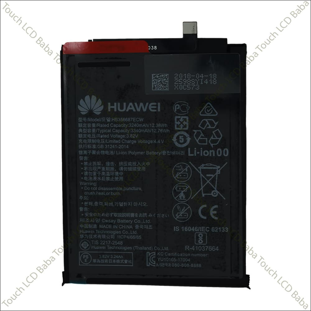 Huawei Nova 2 Plus Battery