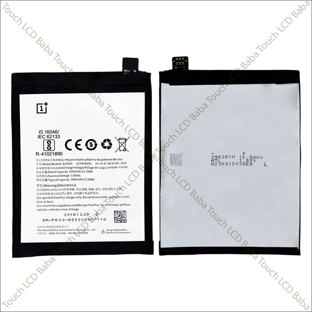 One Plus 3t Battery Repalcement