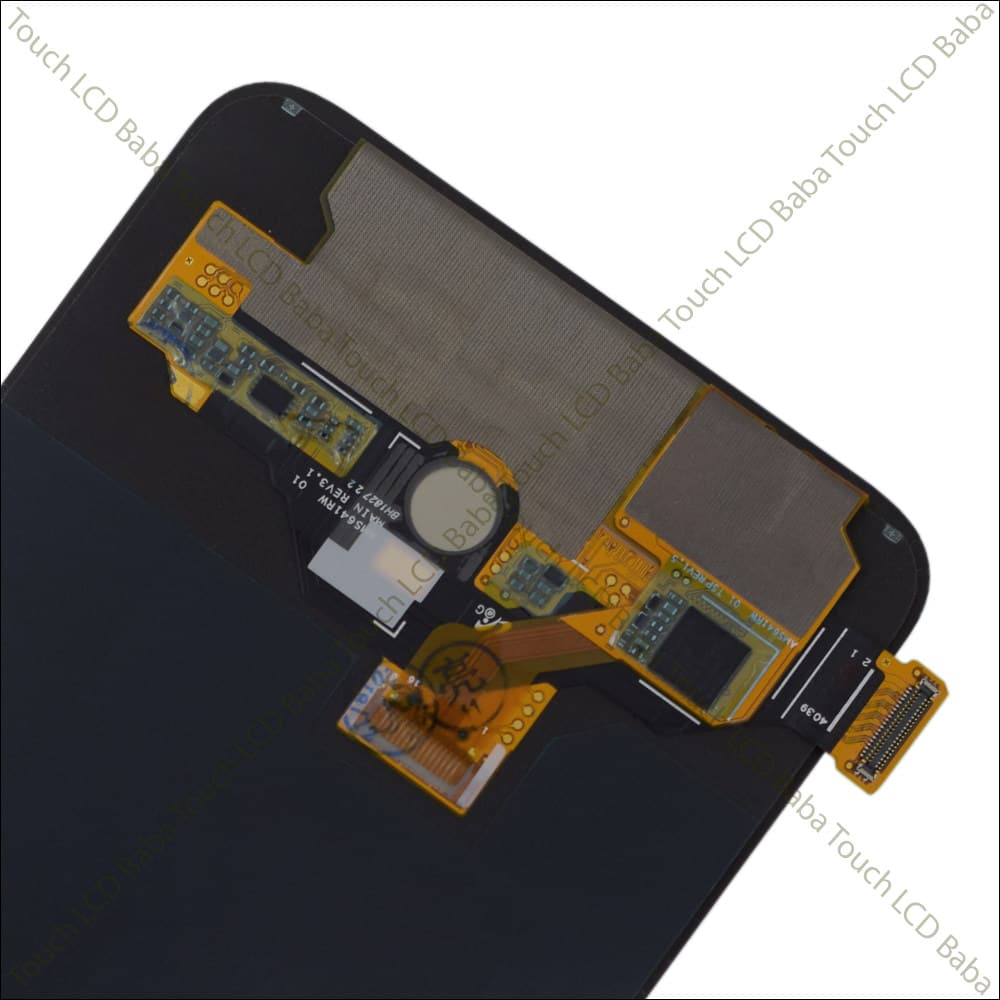 OnePlus 6T AMOLED Display and Touch Screen Glass Combo Replacement A6010 -  Touch LCD Baba