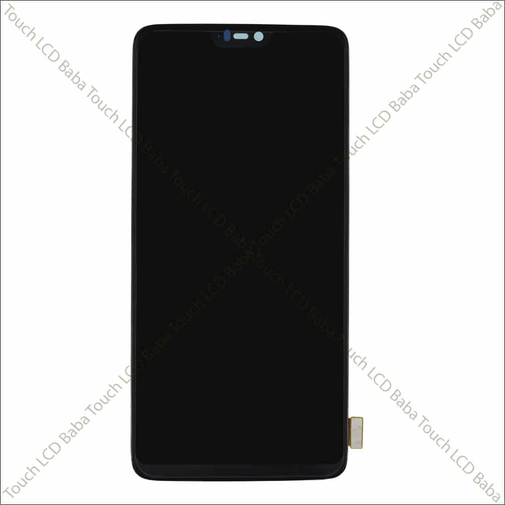 OnePlus 6 AMOLED Display and Touch Screen Glass Combo Replacement A6000 -  Touch LCD Baba