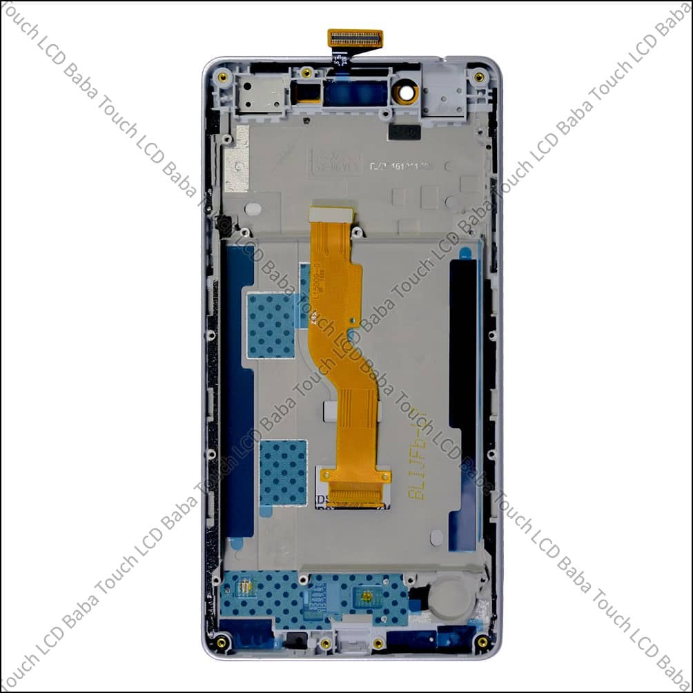 Oppo A33F Display and Touch Screen With Frame