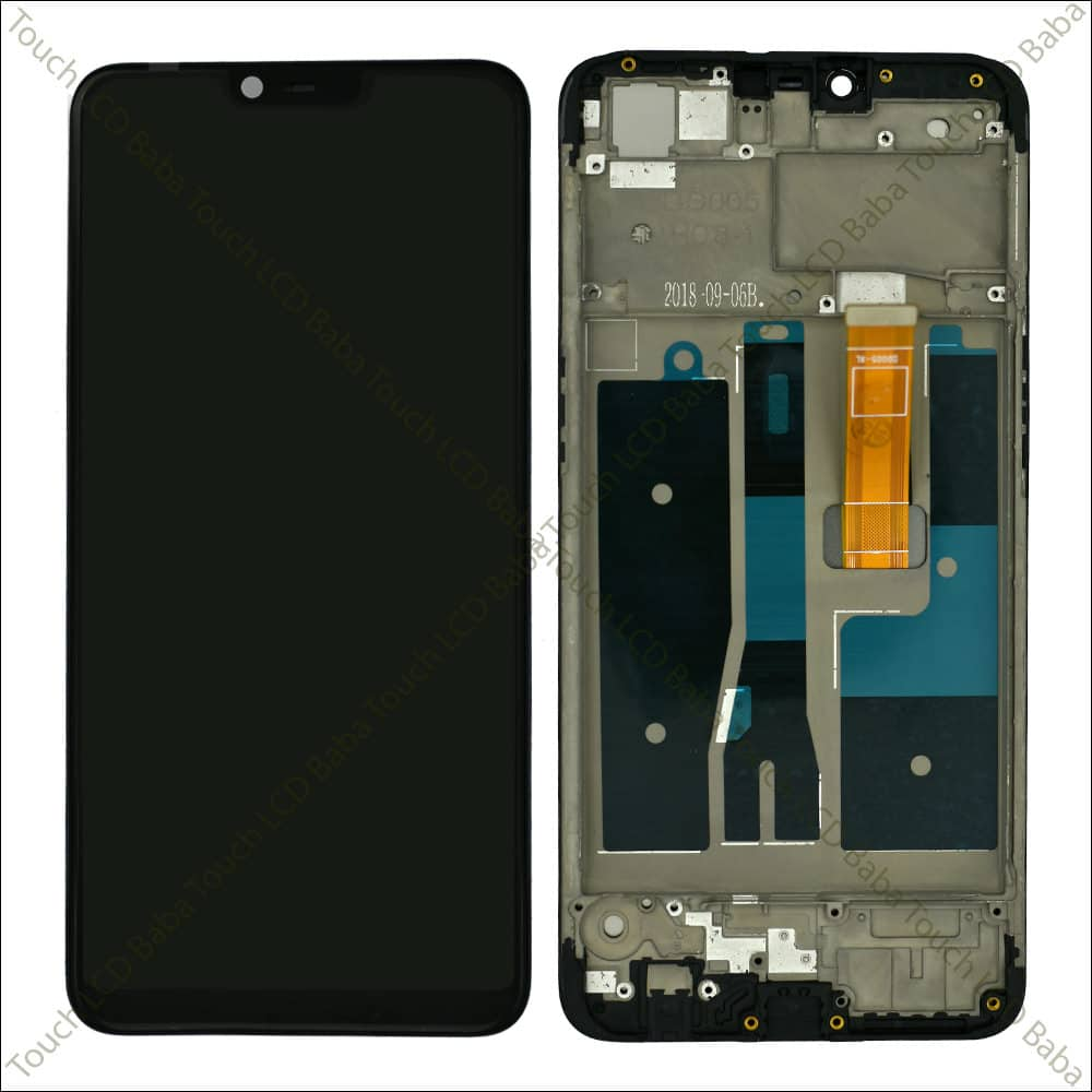 Oppo A3s Display Replacement With Frame