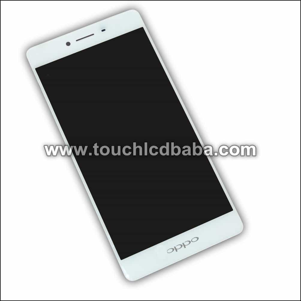 Oppo A53 LCD Broken