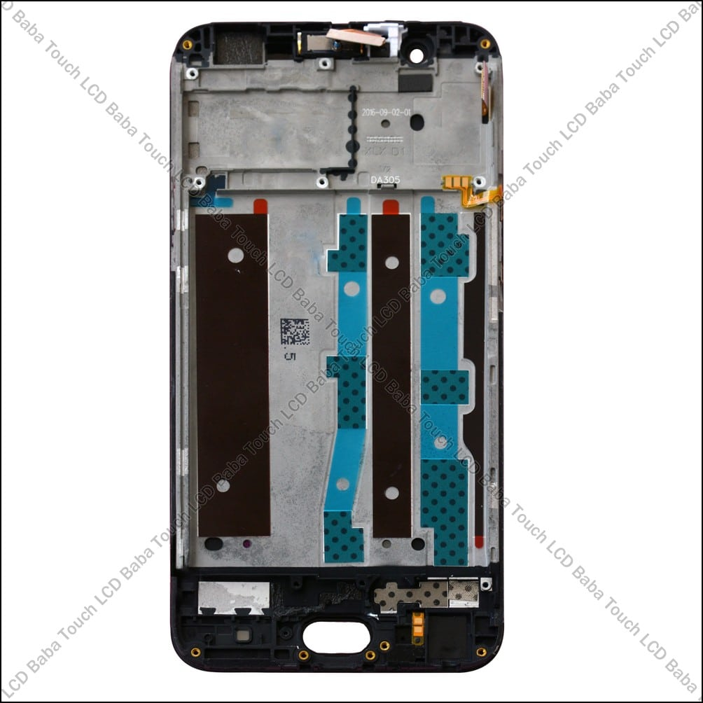 Oppo F1s Display and Touch Damaged