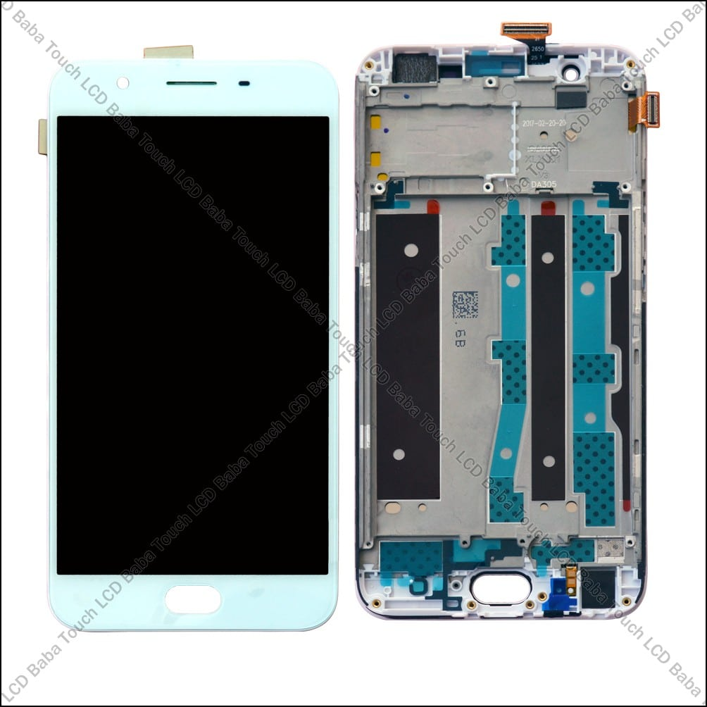 Oppo F1s Display and Touch