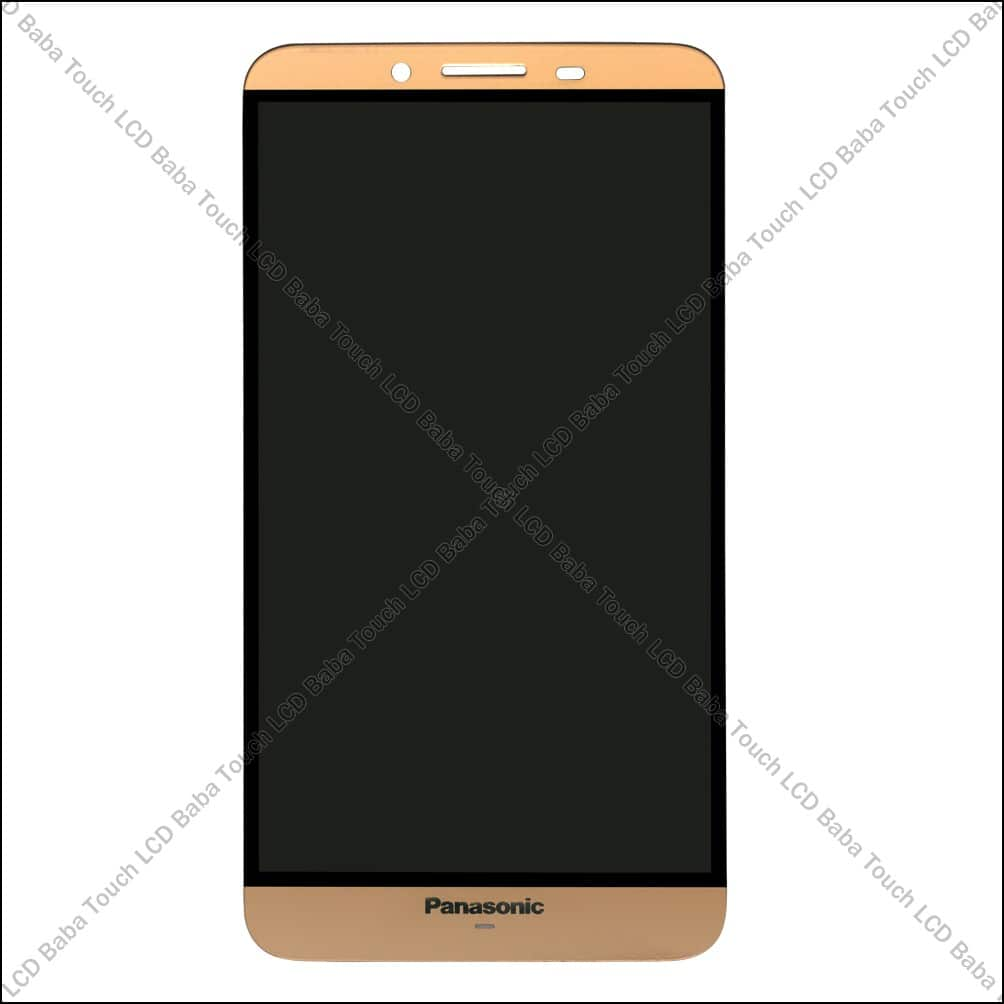 Panasonic Eluga Note Display and Touch