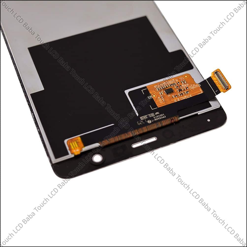 Panasonic Eluga Ray 700 Display and Touch