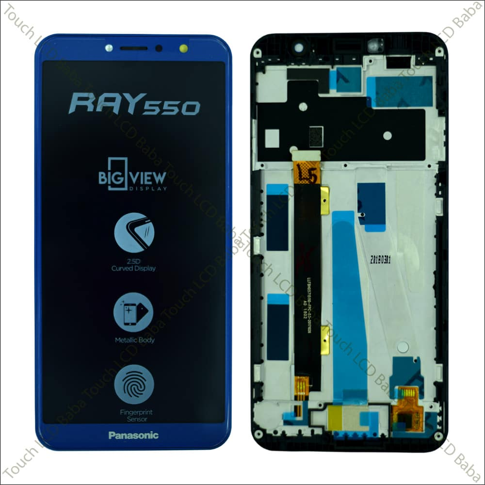 Panasonic Ray 550 Combo With frame