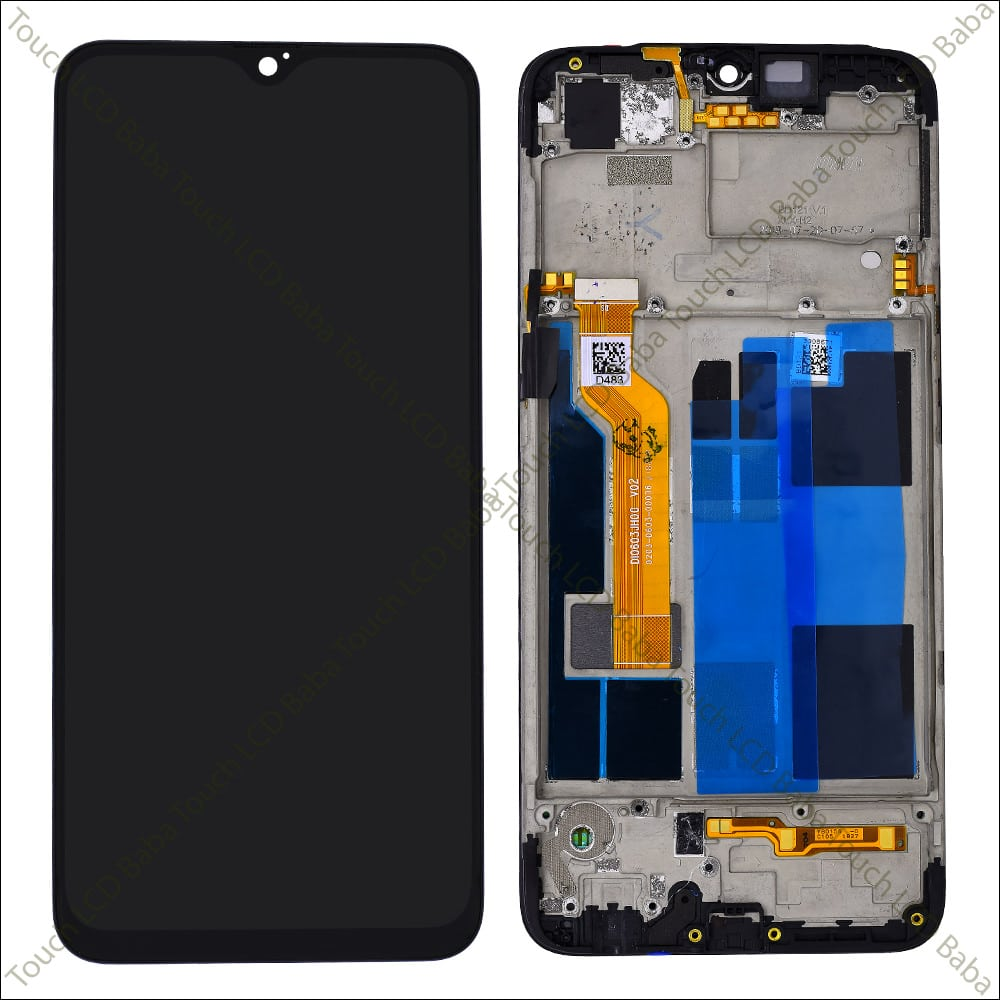 Realme 2 Pro Combo With Frame