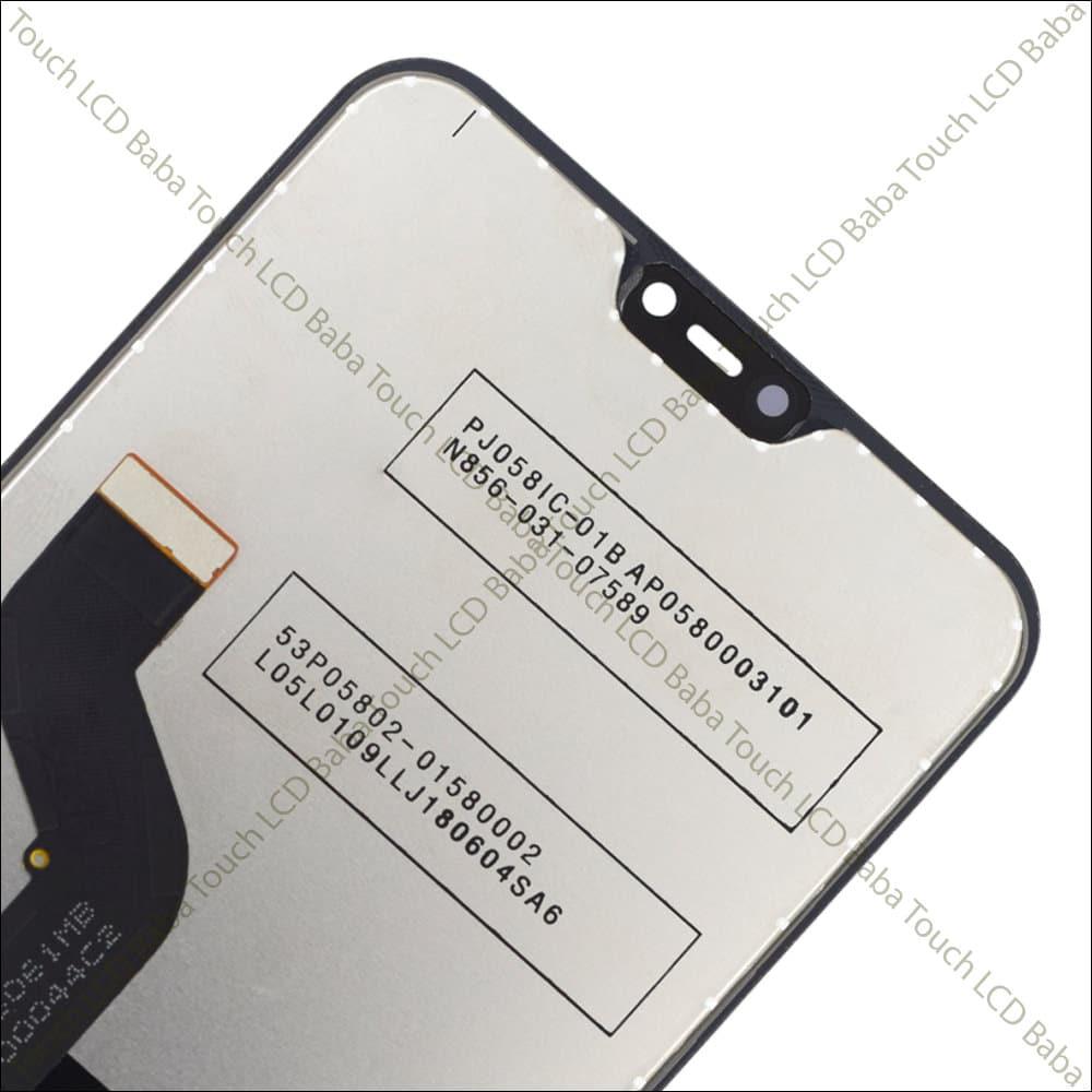 Redmi 6 Pro Display Broken