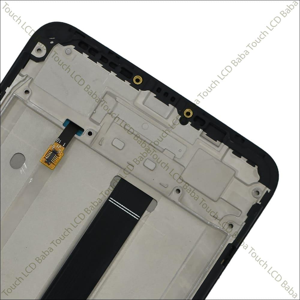Redmi 6A Display Screen Broken