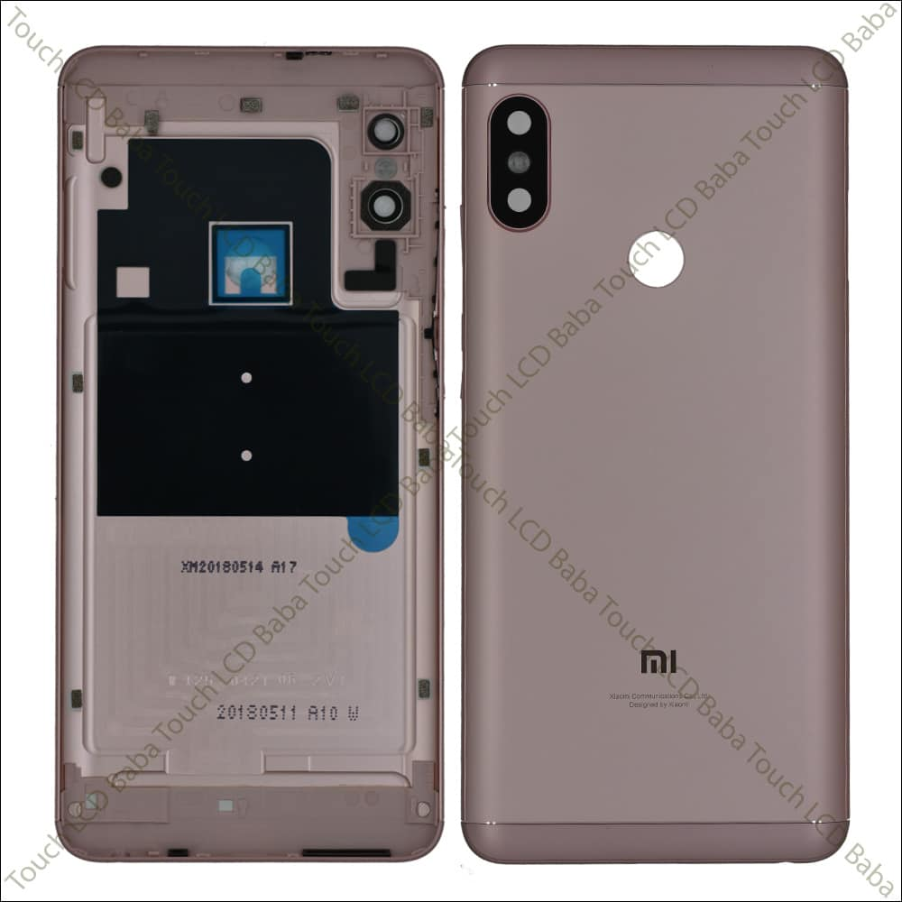 Redmi Note 5 Pro Back Panel