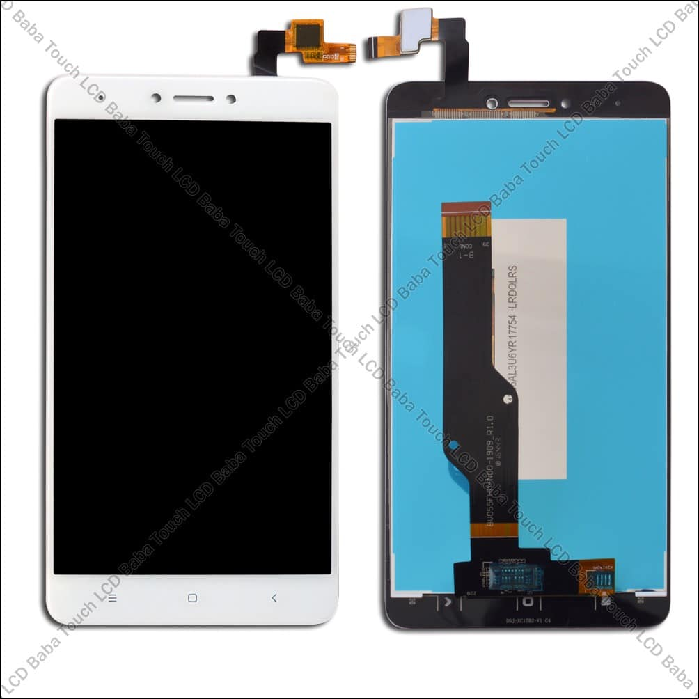 Xiaomi Redmi Note 4 Display Screen Broken