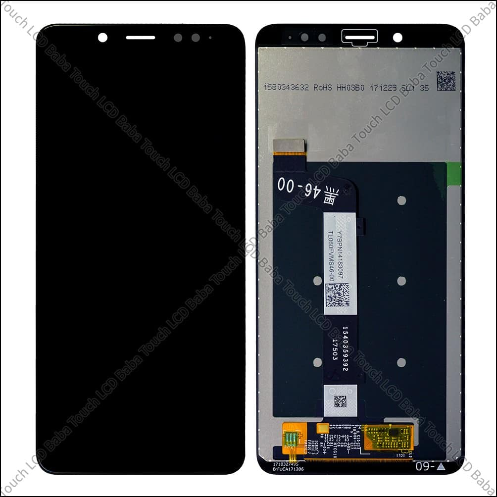 Redmi Note 5 Pro Display and Touch Screen Damaged