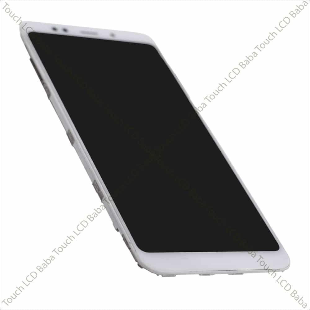 Redmi Note 5 Pro Combo With Frame