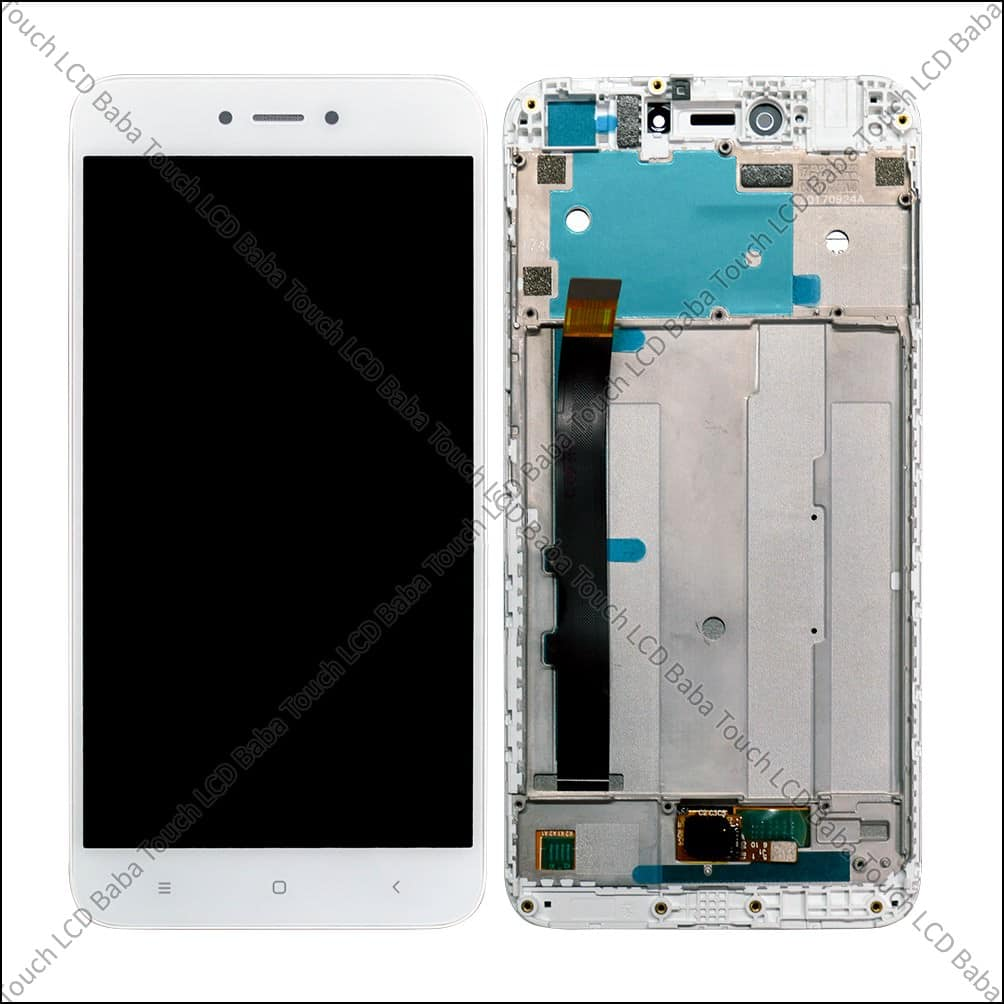 Redmi Y1 Combo With Frame