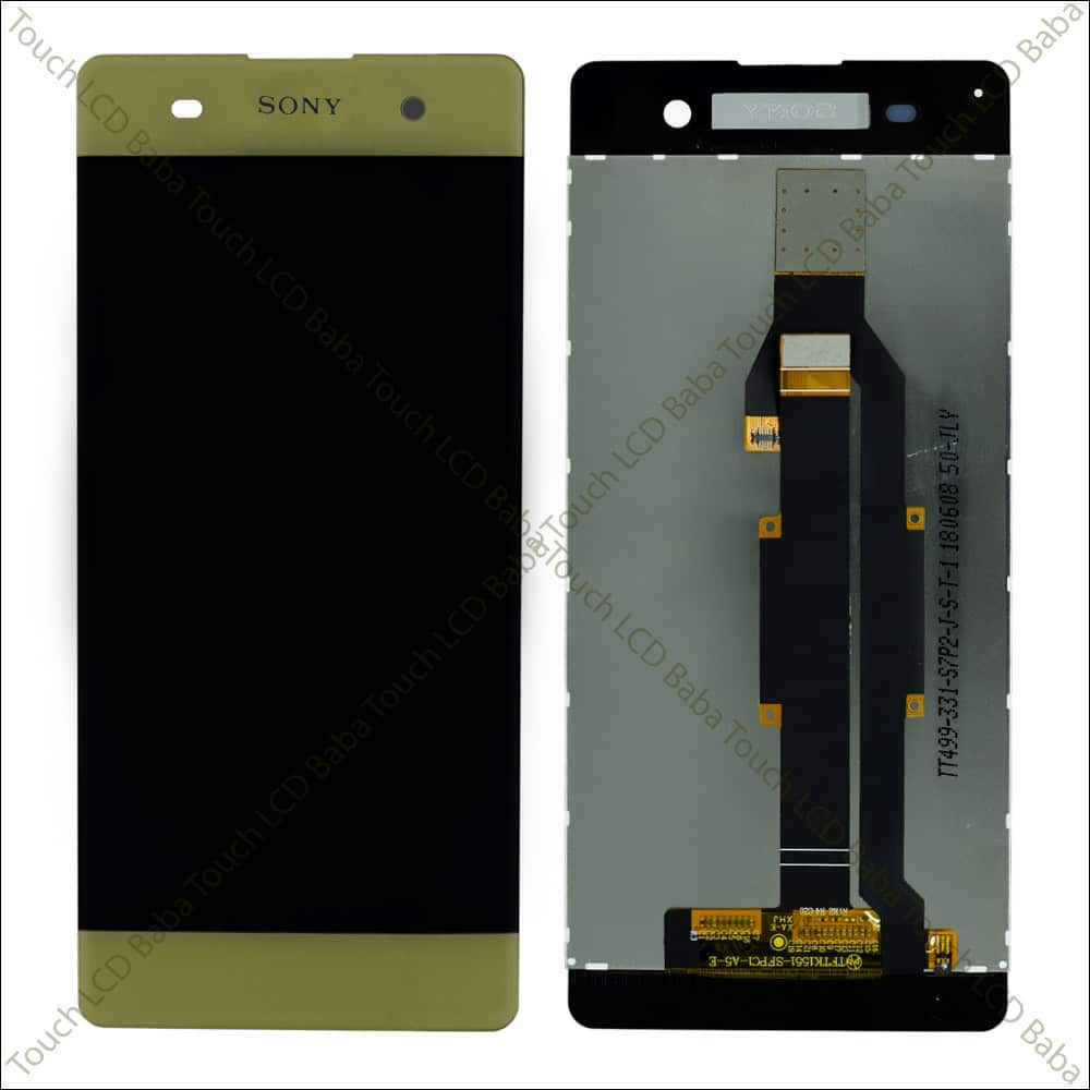 Sony Xperia XA Display and Touch Screen Glass Combo Replacement