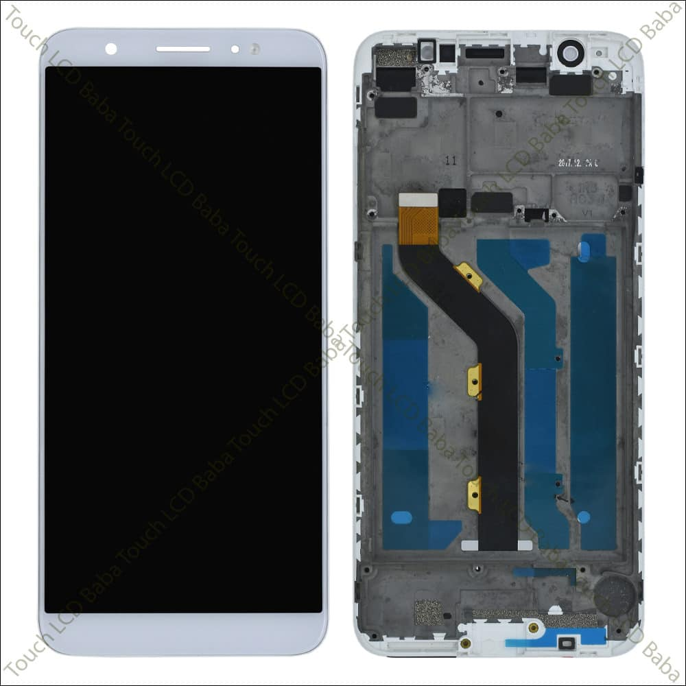 Techno Camon I In5 Display Broken