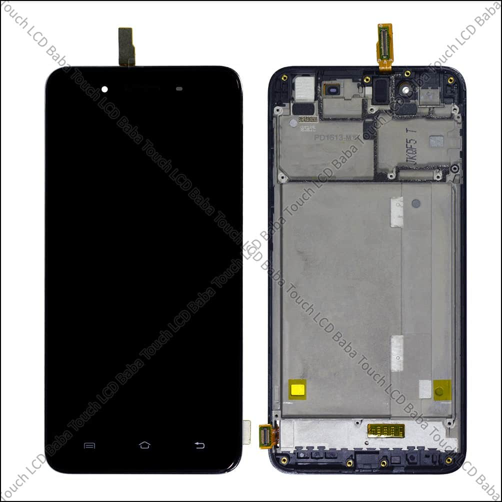 Vivo Y55L Display and Touch screen With Frame