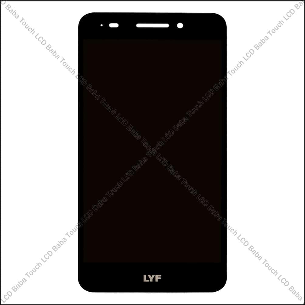 LYF Water F1 Display Broken