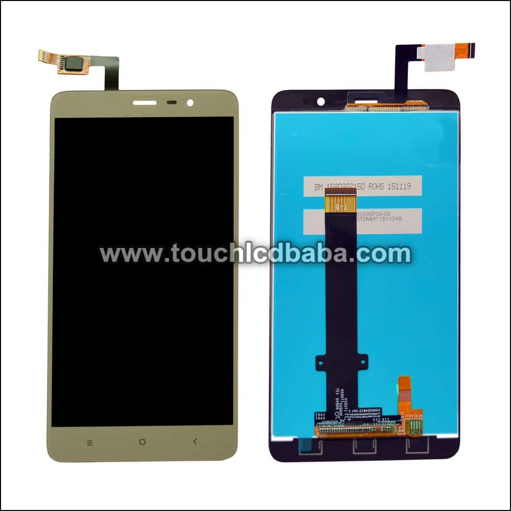 Xiaomi Redmi Note 3 Display Screen Replacement