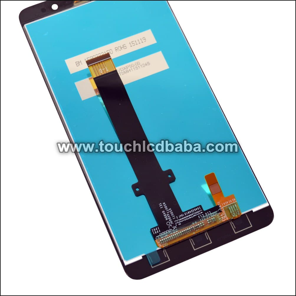 Xiaomi Redmi Note 3 Display Screen Damaged