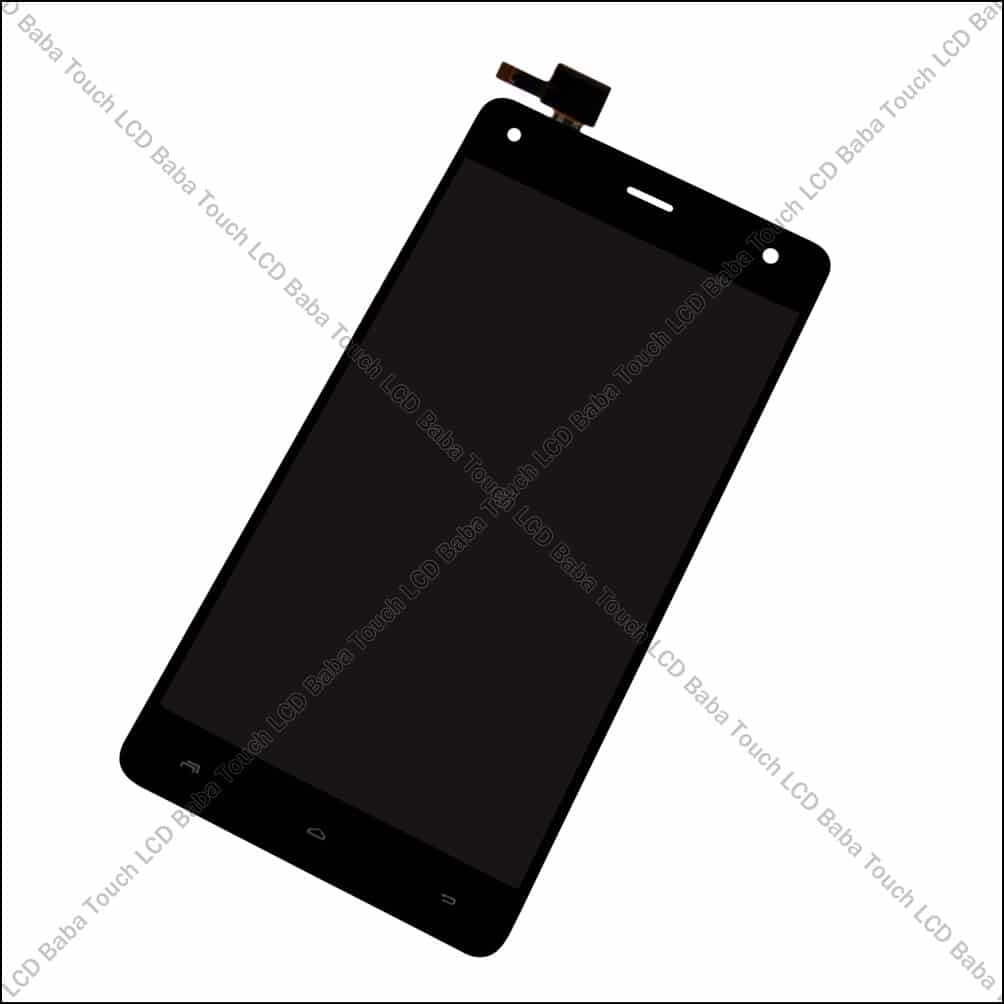Xolo Black Display and Touch Folder