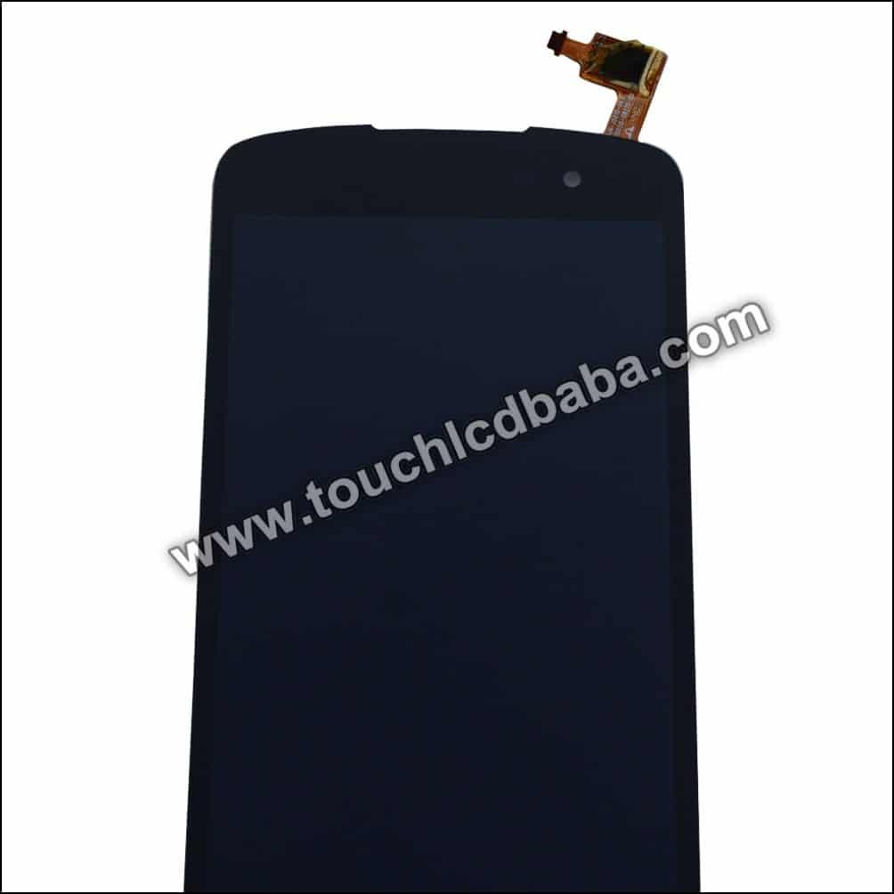 Xolo Omega 5.0 LCD Broken