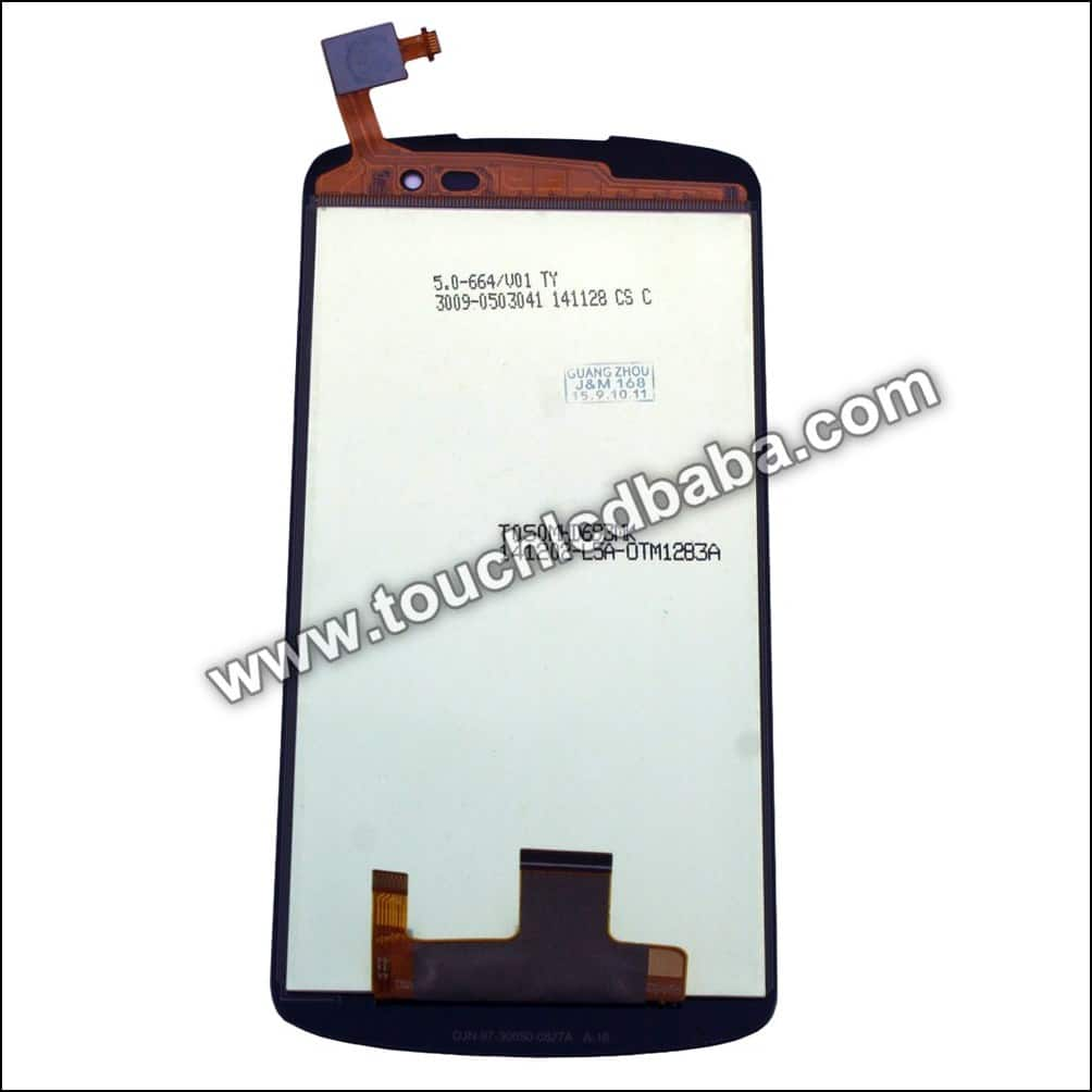 New Display For Xolo Omega 5.0 LCD