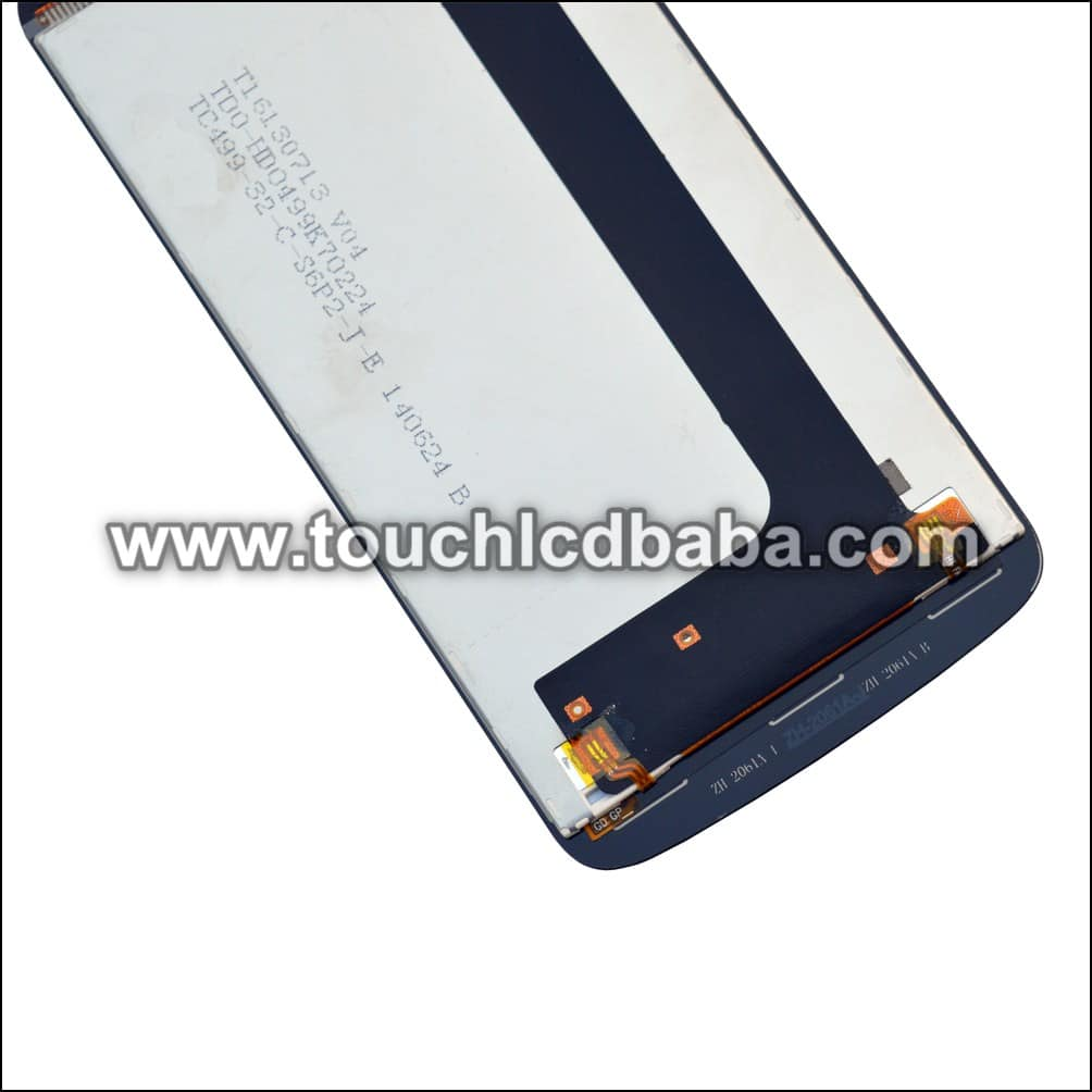 Xolo Q1000 LCD Folder Combo