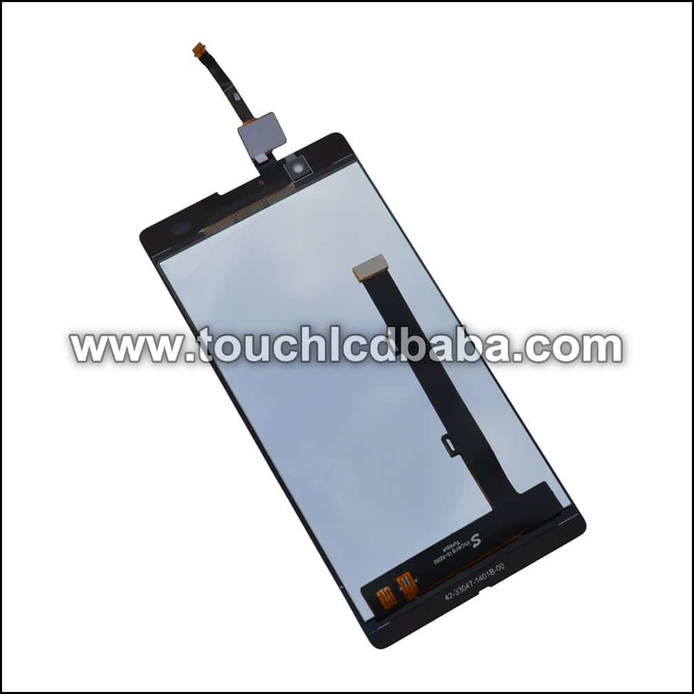 Yu Yunique 4711 Touch LCD Combo
