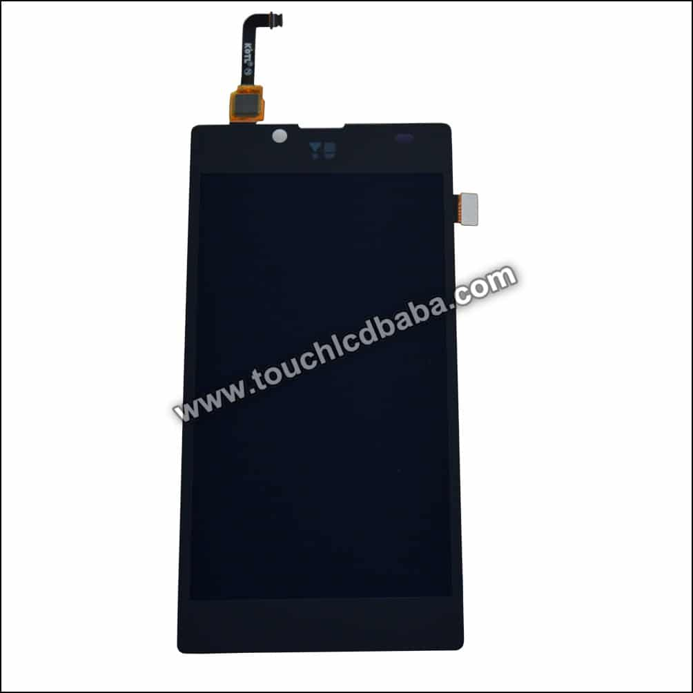 Micromax Yu Yuphoria LCD Display Combo