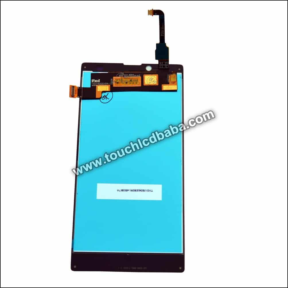 Micromax Yu Yuphoria 5010 LCD Display