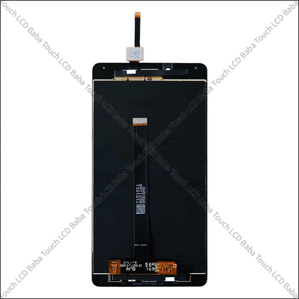Yu Yureka 2 YU5551 Display and Touch Combo
