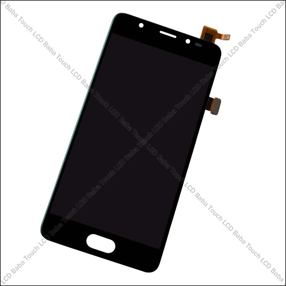 Yu Yureka Black YU5040 Display Damaged