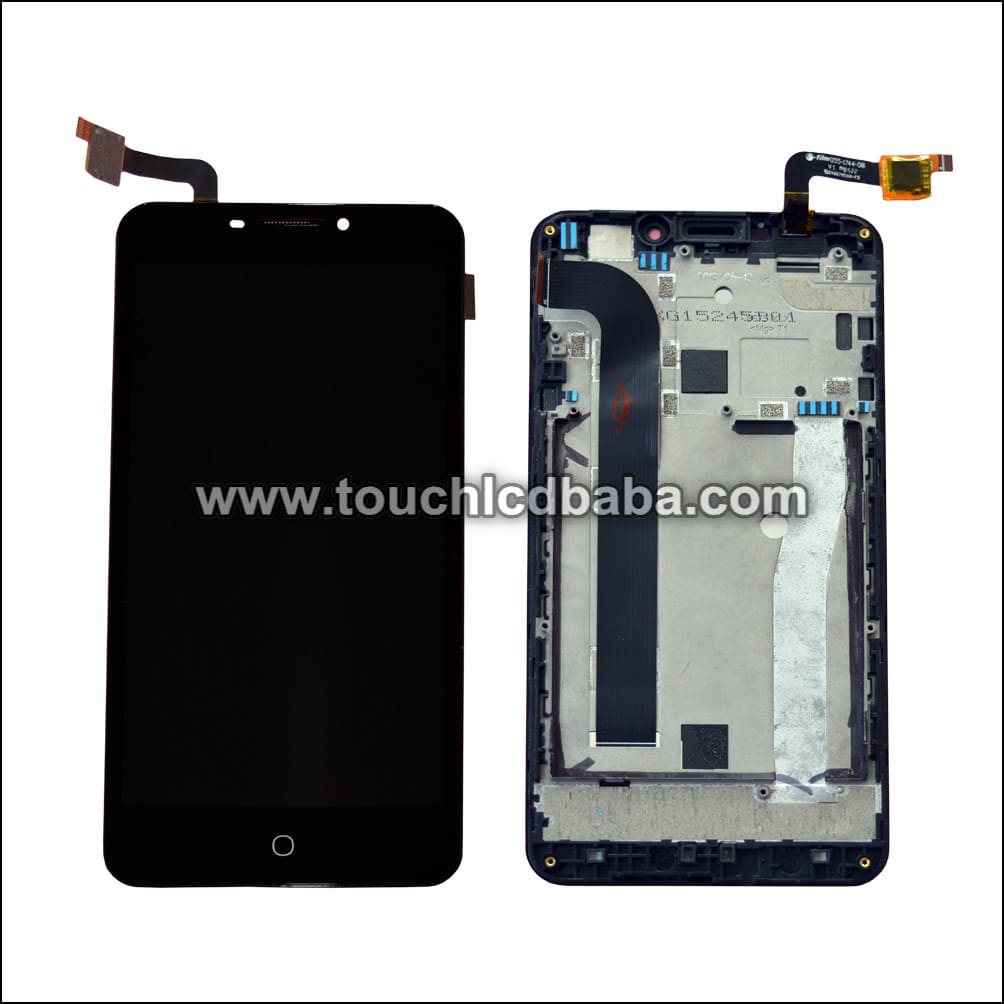 Yureka Plus With Frame Screen Replacement