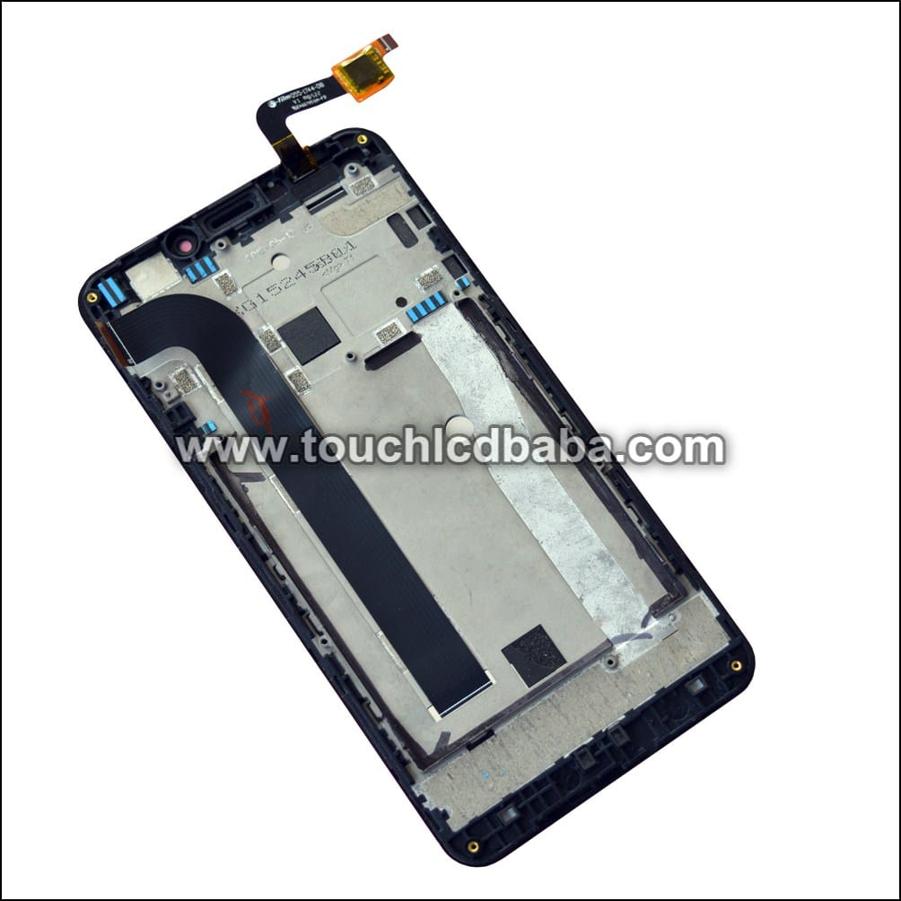 Yureka Plus YU5510A display replacement